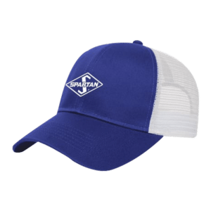 Spartan 2 Tone Trucker Hat - Royal