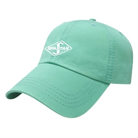 Spartan Motors Teal Hat